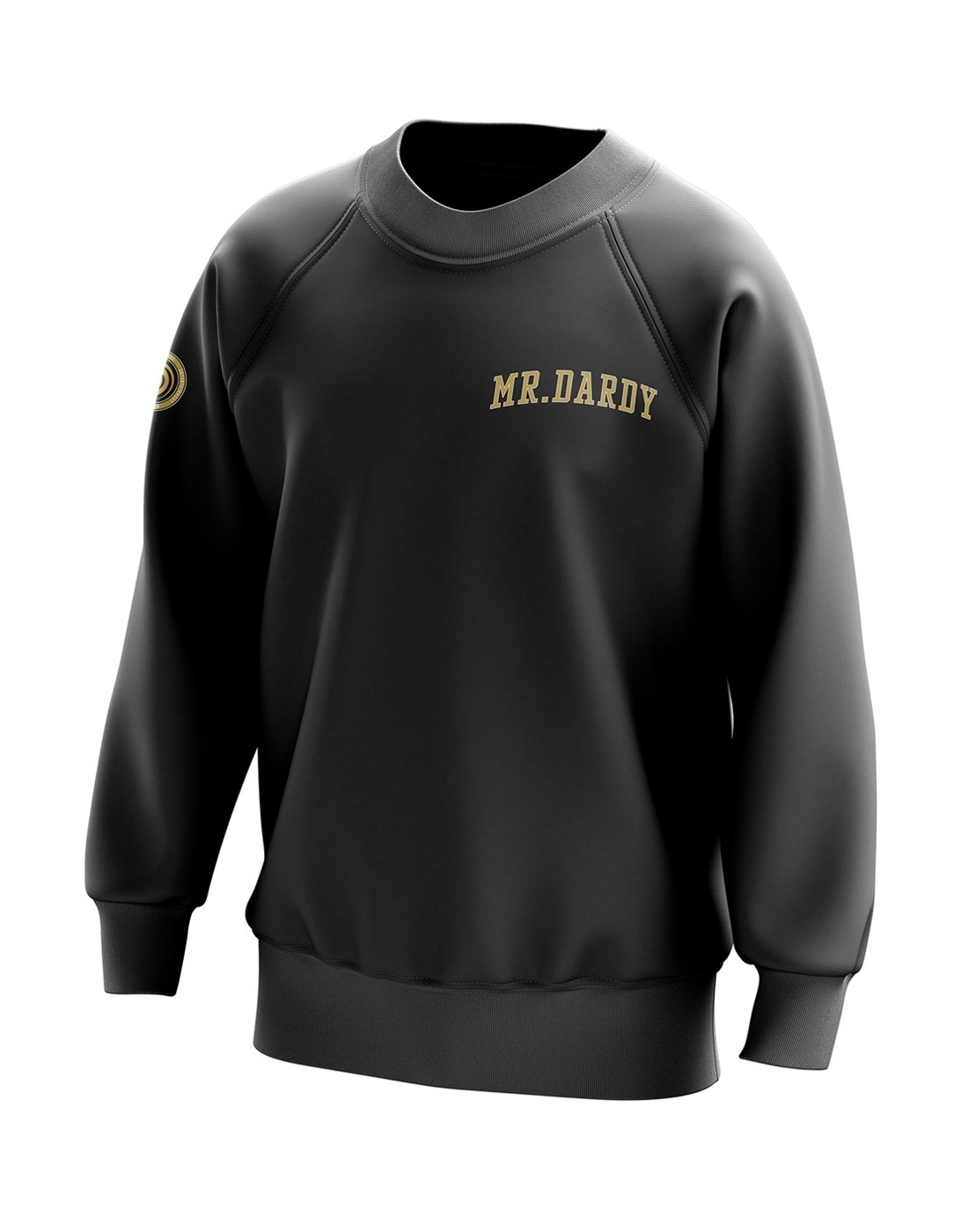 DARDAN SWEATER MR.DARDY GOLD